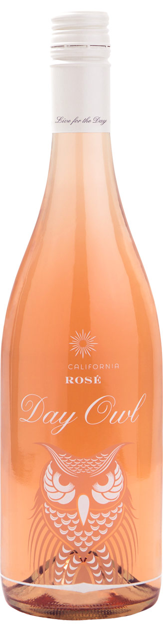 Day Owl Rose 750ML