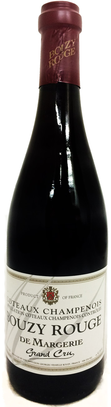 De Margerie Bouzy Rouge Pinot Noir (case of 6)
