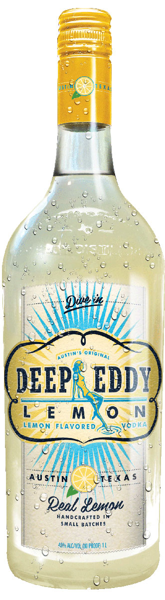 Deep Eddy Lemon Flavored Vodka 1L