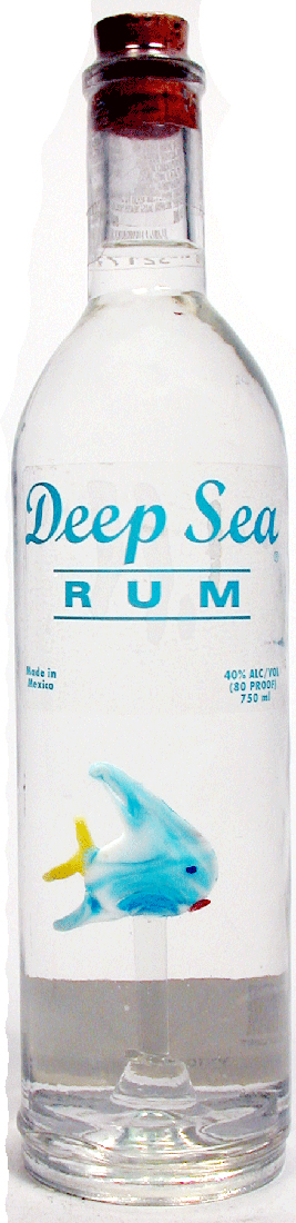 Deep Sea Rum 750ML