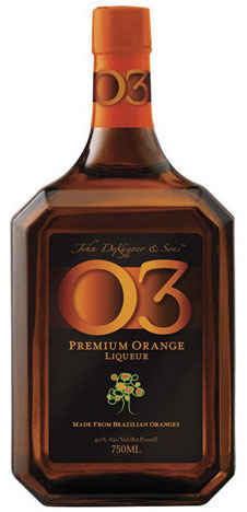Dekuyper O3 Orange Liqueur 1L
