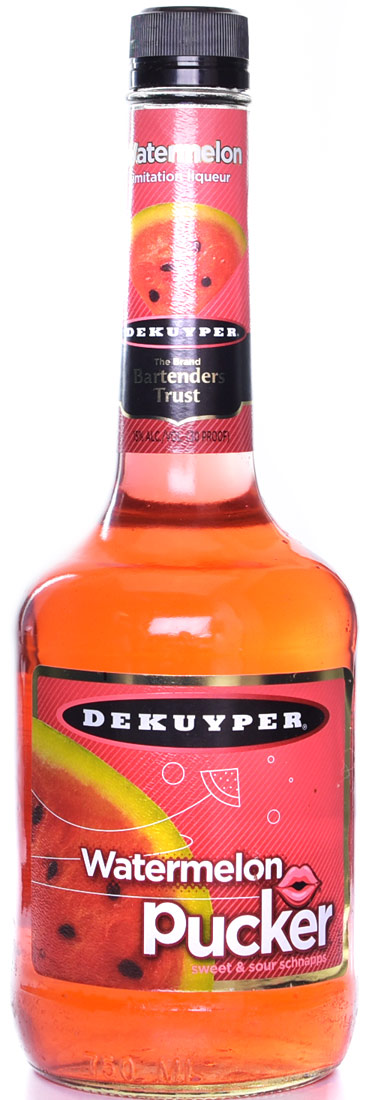 Dekuyper Pucker Watermelon 1L