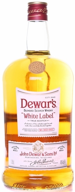 Dewar's White Label Blended Scotch 1.75L