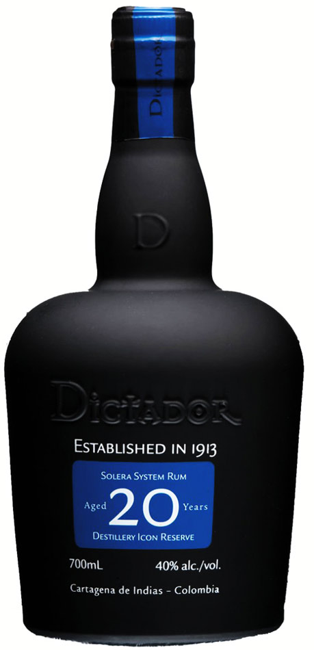 Dictador 20 Year Old Rum 750ML