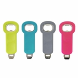 Dimple Bottle Opener- Assorted Colors