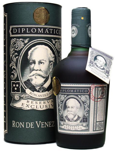 Diplomatico Reserva Exclusiva 12 Year Old Rum