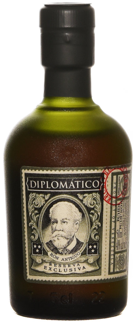 Diplomatico Reserva Exclusiva 12 Year Old Rum 50ML