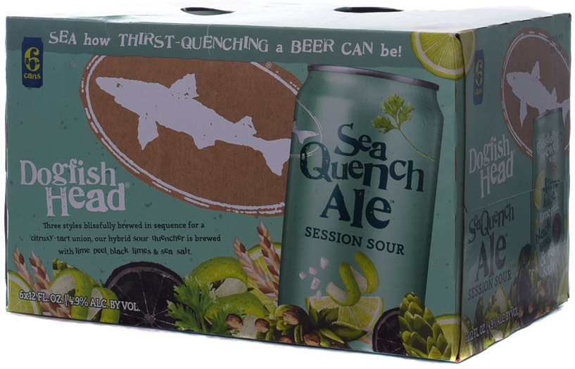 Dogfish Head Sea Quench Ale 6 Pack