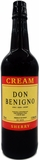 Don Benigno Cream Sherry 750ML (case of 12)