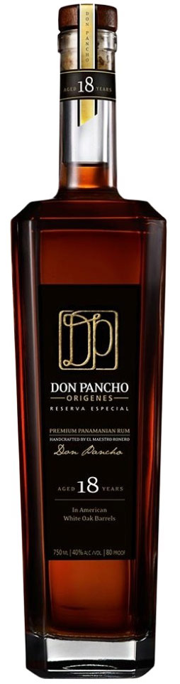 Don Pancho Reserve 18 Year Old Rum 750ML