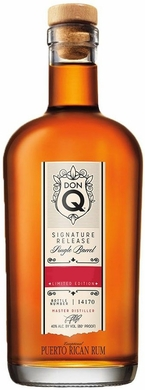 Don Q Single Barrel Rum 750ML