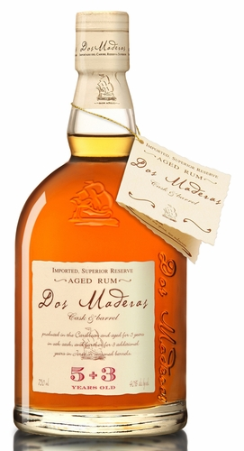 Dos Maderas 5+3 Year Old Double Aged Rum 750ML