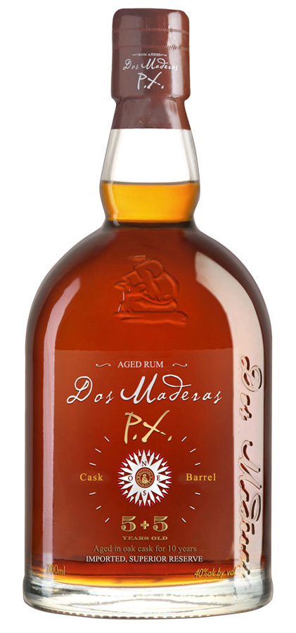 Dos Maderas PX 5+5 Reserve Rum 750ML