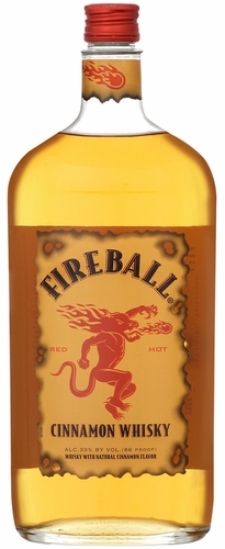 Dr. Mcgillicuddys Fireball Whiskey 1L