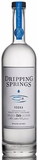 Dripping Springs Texas Vodka 1L