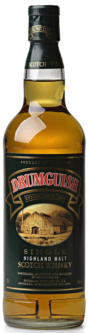 Drumguish Single Malt Scotch