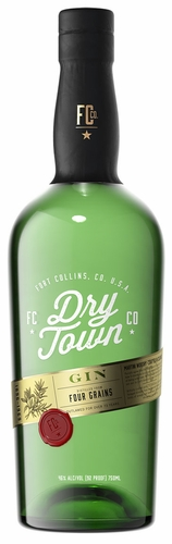 Dry Town Four Grains Gin