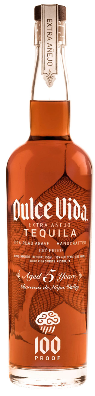Dulce Vida 5 Year Old Extra Anejo Tequila