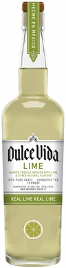 Dulce Vida Lime Flavored Tequila