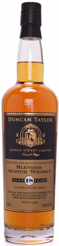 Duncan Taylor 18 Year Old Blended Scotch Whisky