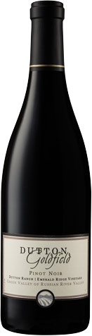 Dutton Goldfield Emerald Ridge Pinot Noir 750ML 2014