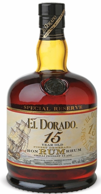 El Dorado 15 Year Old Rum 750ML