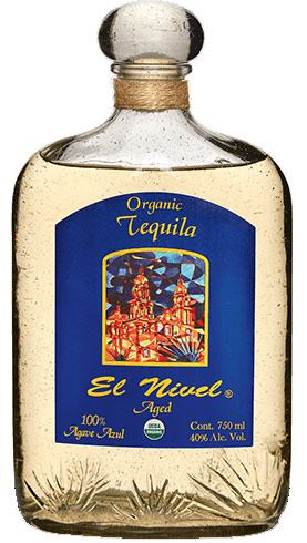 El Nivel Reposado Tequila 750ML