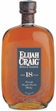 Elijah Craig 18 Year Old Single Barrel Bourbon Whiskey