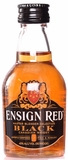 Ensign Red Black Canadian Whisky 50ml