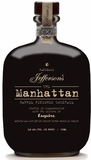 Esquire & Jeffersons Manhattan Barrel Finished Cocktail 750ML