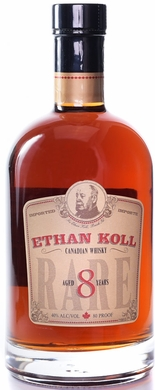 Ethan Koll 8 Year Old Canadian Whisky