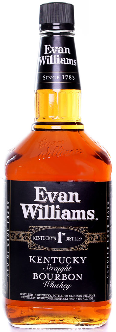 Evan Williams Bourbon 1.75L