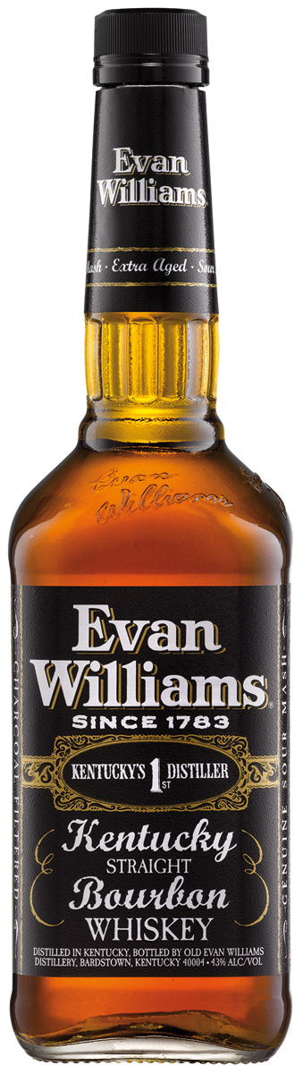 Evan Williams Bourbon Whiskey 1L