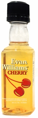 Evan Williams Cherry Reserve Flavored Whiskey 50ML