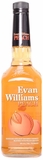 Evan Williams Peach Flavored Whiskey