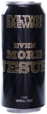 Evil Twin Even More Jesus Imperial Stout 4PK