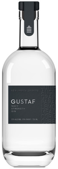 Far North Gustaf Navy Strength Gin