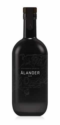 Far North Alander Spiced Rum 750ML