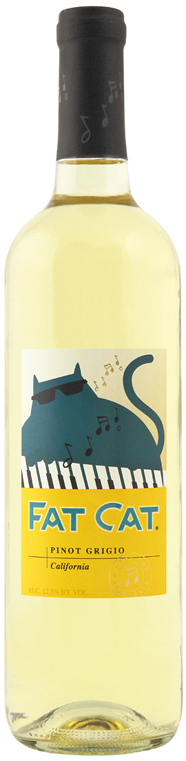 Fat Cat Pinot Grigio 750ML