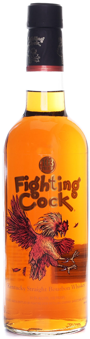 Fighting Cock Whiskey 81