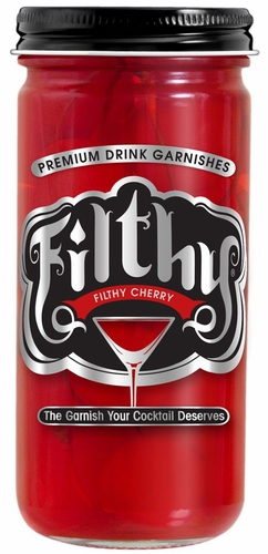 Filthy Red Cherries 8oz
