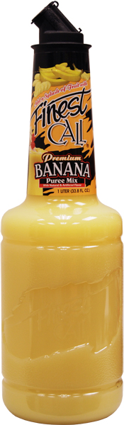Finest Call Banana Puree Mix 1L