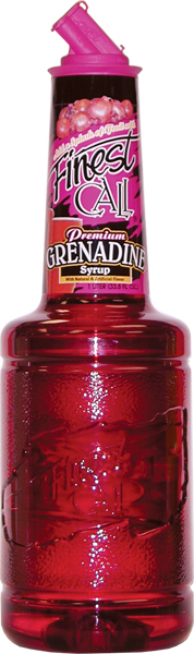 Finest Call Grenadine Syrup 1L