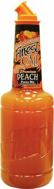 Finest Call Peach Puree Mix 1L