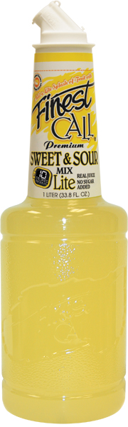 Finest Call Sweet & Sour Lite Mix 1L
