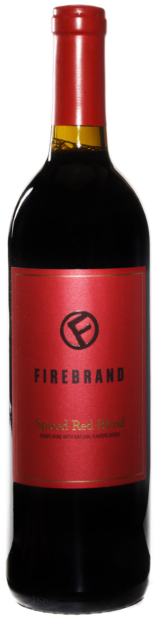 Firebrand Spiced Red Blend Wine 750ML (case of 12)