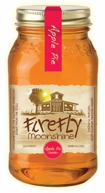 Firefly Apple Pie Flavored Moonshine 750ML