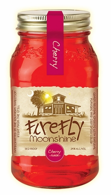 Firefly Cherry Flavored Moonshine 750ML