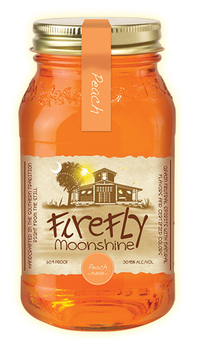 Firefly Peach Flavored Moonshine