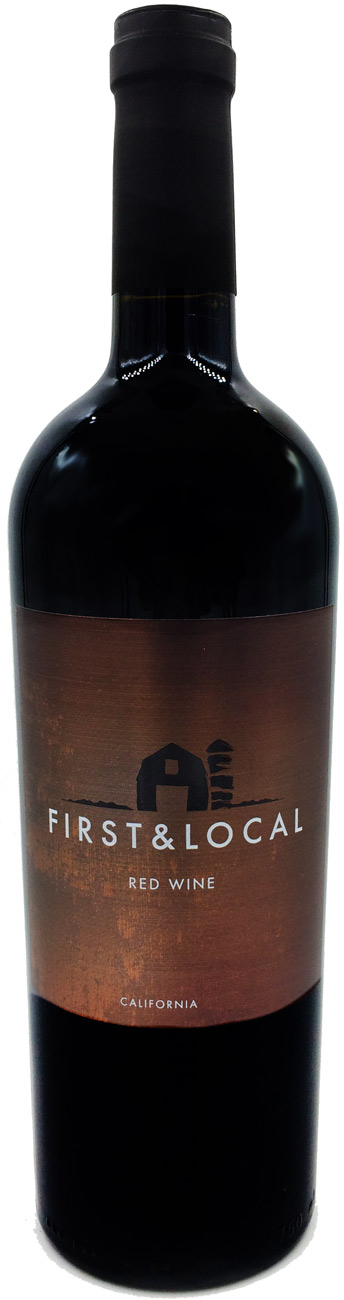 First & Local Red Wine 750ML